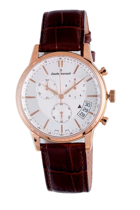 Claude Bernard Classic Chronograph 01002 37R AIR